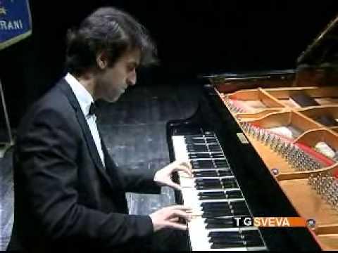 Corato: concerto di beneficenza del pianista Alfonso Soldano
