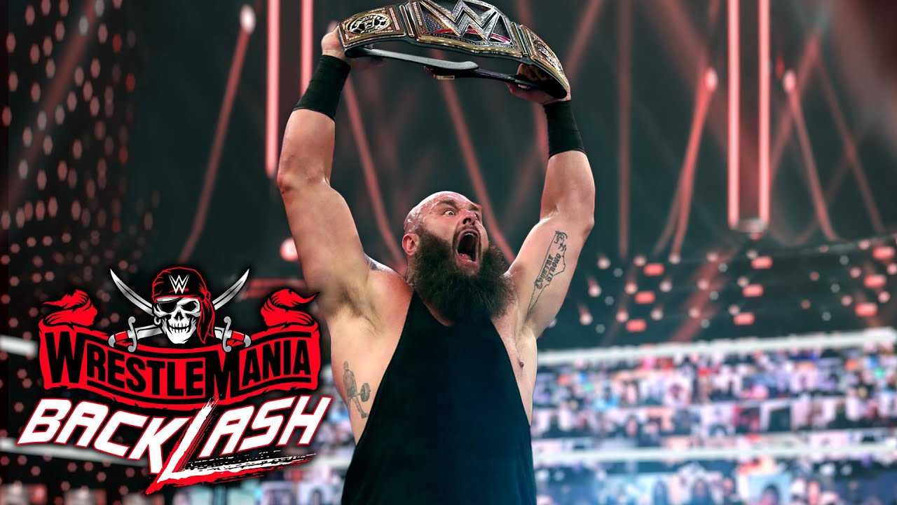 WWE WrestleMania Backlash 2021 Results: Reviewing Top ...
