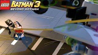 LEGO Batman 3 Beyond Gotham | #8 Precisamos Deter Brainiac