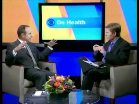 Dr. Luis Navarro of the Vein Treatment Center in Manhattan appears on CBS' Eyes on NY