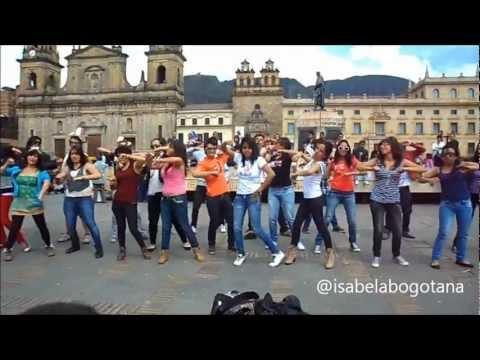 PSY Gangnam Style Flashmob - Bogota, Colombia
