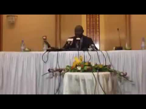 Gambia: Mai Fatty's Press Conference On The ECOWAS Troops & More