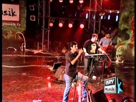 EP Hamesha Live in Rock on Pakistan Event Karachi 13 Aug 09