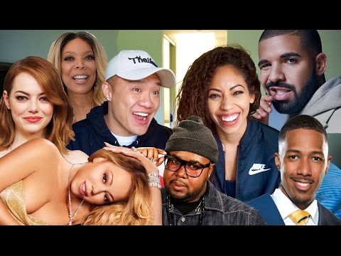 CELEB SMASH OR PASS w/ GF - Would She Smash the Homies?!