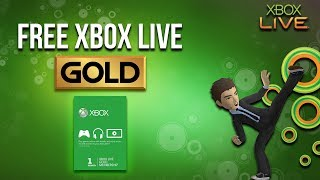 How to Get Free Xbox Live Gold Membership (Xbox One)