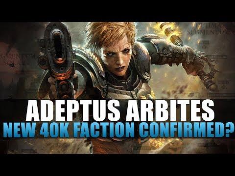 Adeptus Arbites Incoming?