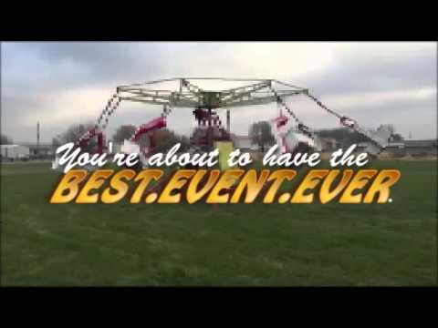 Ballistic Swing Ride Rental In Phoenix, Arizona - Rent Carnival Swing Rides