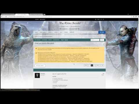 Elder Scrolls Online Keeps Crashing