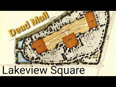 Dead Mall: Lakeview Square Mall - Battle Creek, MI