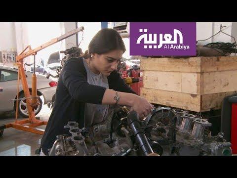 صباح العربية: ميكانيكية لبنانية عمرها 22  - نشر قبل 3 ساعة