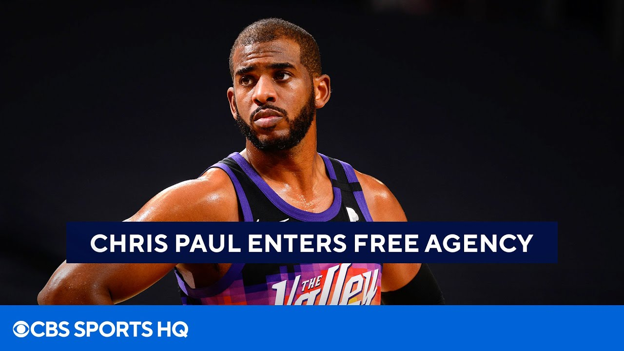 Suns' Chris Paul to become free agent after declining player option ...