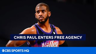 Chris Paul Declines Player Option, Becomes Free Agent [NBA Free Agency]