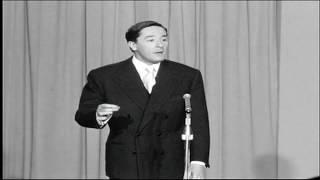 Jacques Bodoin * imitation * Tino Rossi - Dario Moreno et Luis Mariano * 1957