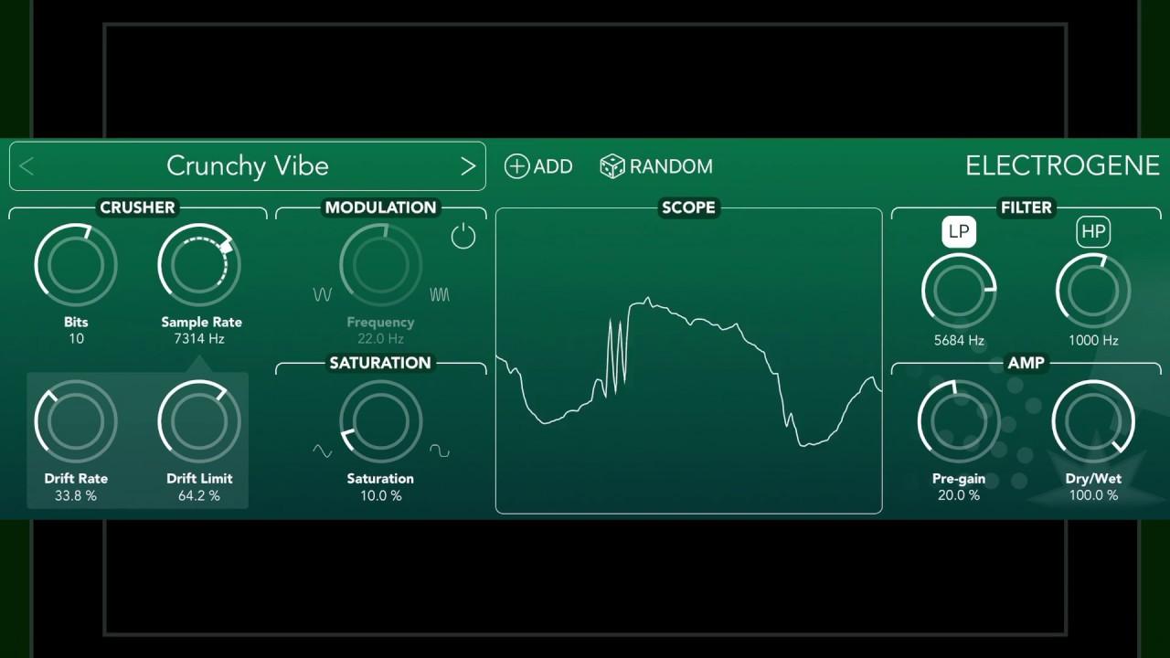VATANATOR - iOS drum machine for iPhone and iPad