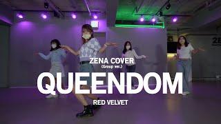 레드벨벳(Red Velvet) - 퀸덤(Queendom) / K-POP COVER DANC…
