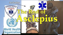 Rod of Asclepius (God of Healing) Symbols in Plain Sight