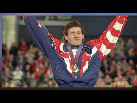 Remember when Olympic favorite Dan Jansen finally wins gold in his final race