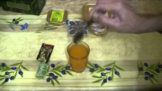 Сухой паёк ИРП-3 Армия Росии .Адаптопит персик .