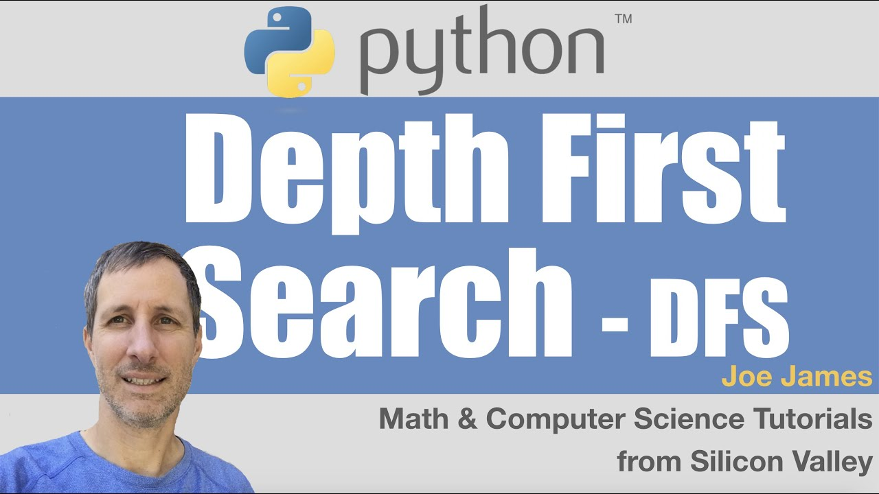 Python: DFS Depth First Search