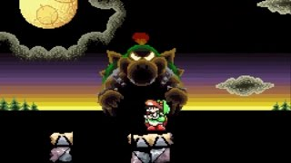 Yoshi's Island - All Bosses