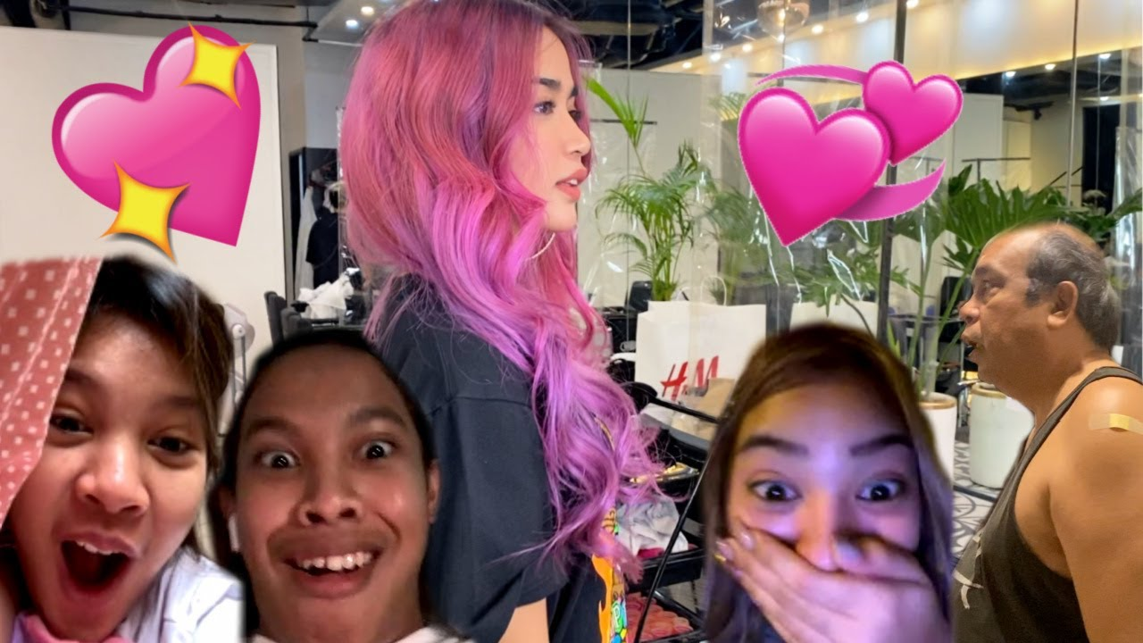 DYEING MY HAIR PINK + FAM & FRIENDS REACTION!!