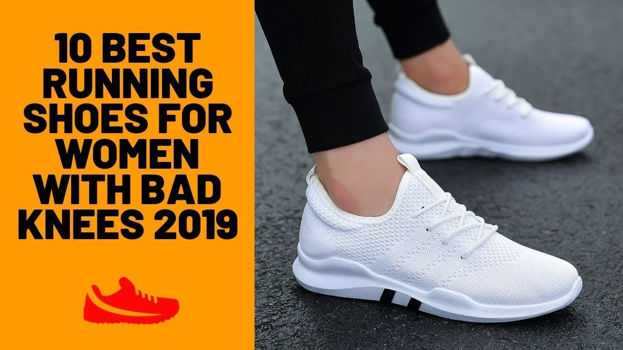 women's running shoes for bad knees