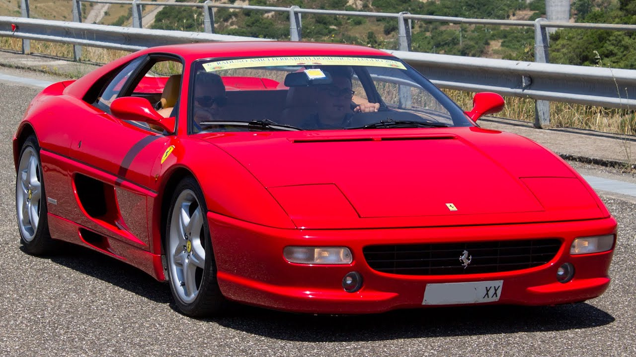 Ferrari f355 berlinetta walkaround and sound 2013 hq