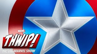 Its an Epic Wrap Battle on THWIP! The Big Marvel Show!