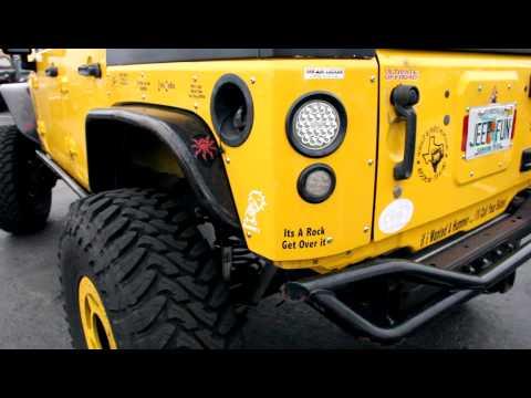 Jeep Wrangler Diesel Conversion