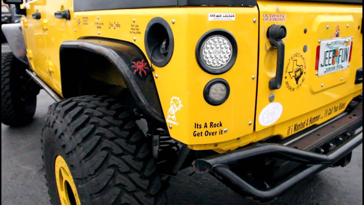 Jeep Wrangler Diesel Conversion Youtube