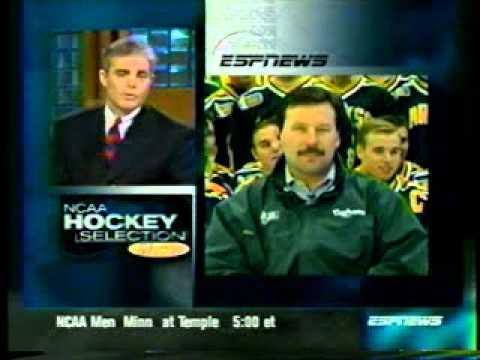 1997 NCAA Hockey Selection Show.avi