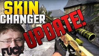 SKIN-CHANGER UPDATE! Nově funkční! + návod [CZ/SK] CS:GO