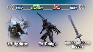 Skyrim Mod Spotlight: 1.7 Update, TK Dodge, Red Eagles Bane - Redone