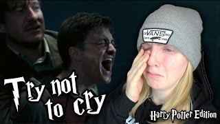 Try Not To Cry - Harry Potter Edition