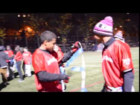 Esperanza Preparatory Academy Flag Football 2014