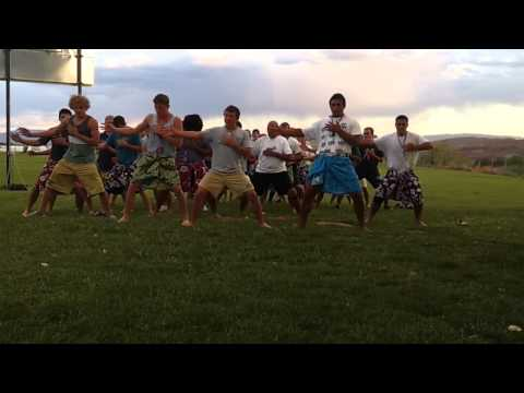 Snow Canyon High School Rugby Haka