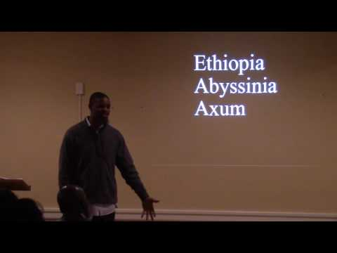 Regaining our Power: African History course - Axum
