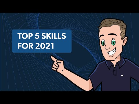 Top 5 skills for 2021