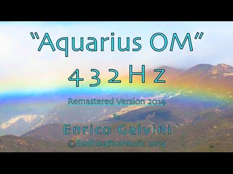 """HEALING MANTRA - 432 Hz - Healing Frequency - """"Aquarius Om"""""""