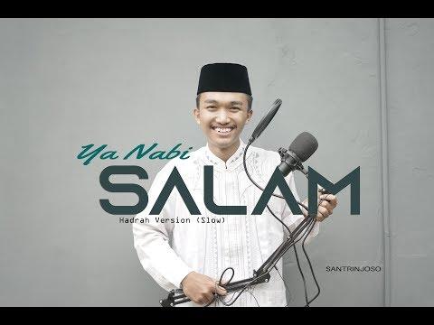 Ya Nabi Salam Alaika 1 - Hadrah Al Banjari Cover (Slow)_by Santri Njoso