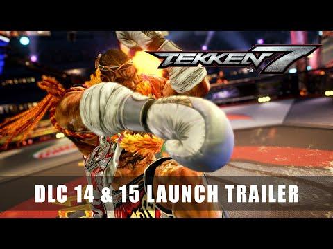 Tekken 7 Fahkumram Release Date Trailer Youtube