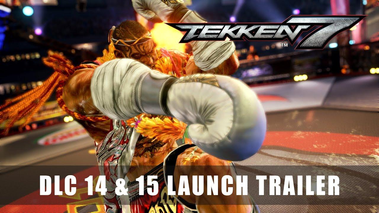 Tekken 7 Dlc Character Fahkumram Launches March 24 Gematsu
