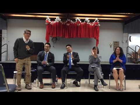 AAPI Caregiving Forum LA - Panel Discussion Part 1