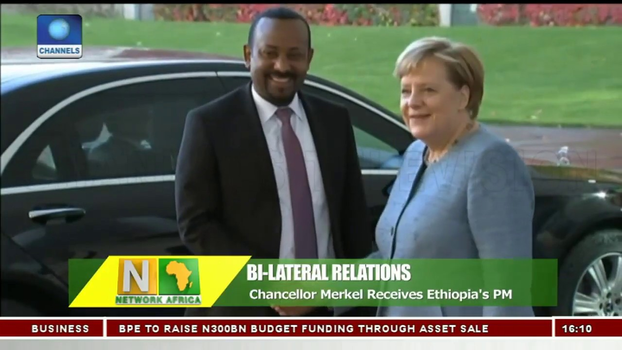Ethiopia's PM Ahmed On First European Tour |Network Africa|
