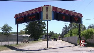 Visiting the largest remaining drive-in theater in New Hampshire