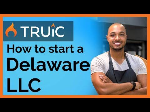 Delaware LLC - How to Start an LLC in Delaware