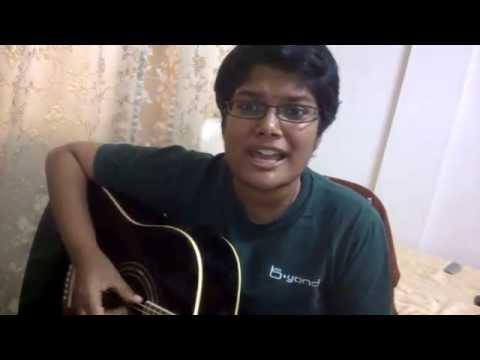 Hey Baby (Raja Rani) - Female Reply Cover
