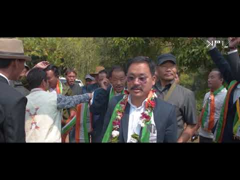 National people party ,NPP,campaign 56th constituency Tirap District Arunachal Pradesh