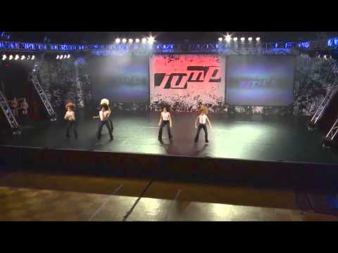 ALDC Mini Group - Blame It On The Boogie - Jump Dance Conven