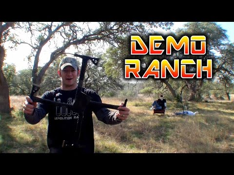 Tomahawk Attack on the Ranch